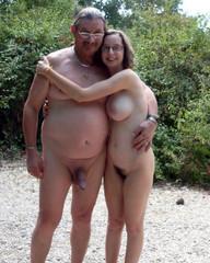 Naked girls having sex in costumes
