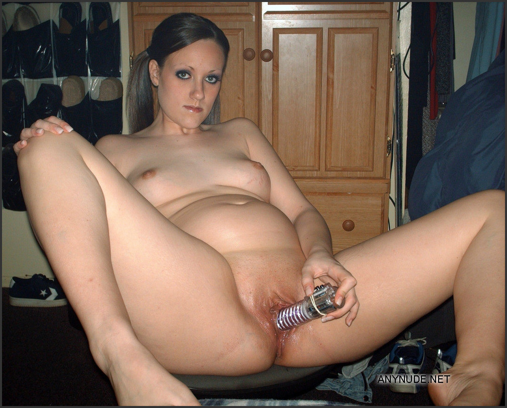 Rather real picture of girl with vibrator the phrase
