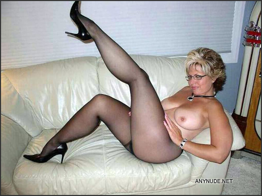 High heel milf porn